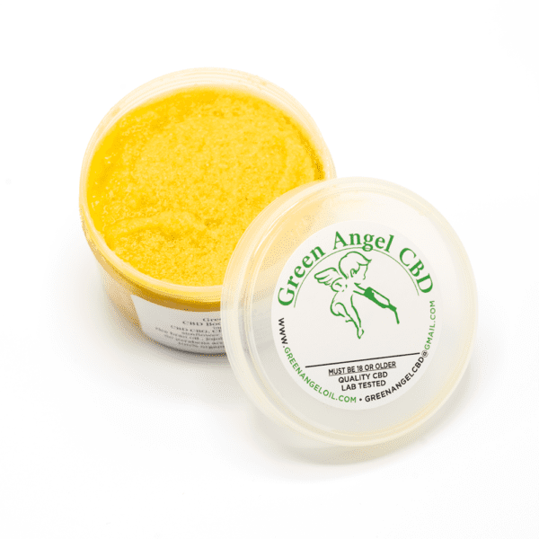 CBD Oil In New York City, CBD Oil For Sale New York City, Green Angel, Green Angel CBD Body Scrub