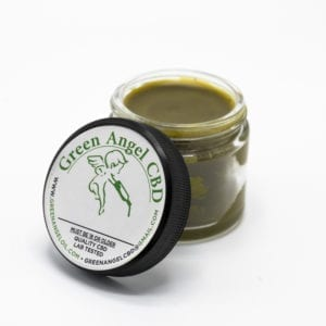 Green Angel CBD Salve