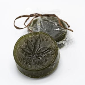 Green Angel CBD Soap